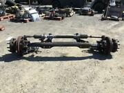 Ref Axle Alliance Af12-0-3 2009 Axle Assembly Front Steer 1724288