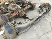 Ref Mack 2013 Axle Assembly Front Steer 2074896
