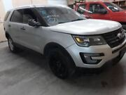 Passenger Front Door Base Without Police Package Fits 16-17 Explorer 1189222