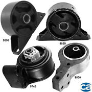 Engine Motor Mounts And Auto Trans. Mount 4pcs Set For Volvo S40 00-99 L4 1.9l