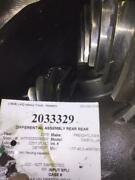 Ref Alliance Rt40-4nr323 2015 Differential Assembly Rear Rear 2033329