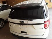 Trunk/hatch/tailgate Base With Police Package Fits 16-19 Explorer 1221001