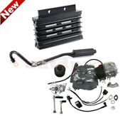 Lifan 140cc Engine Motor Oil Cooler Exhaust For Xr50 Crf50 Ct70 Ssr 125 Pit Bike