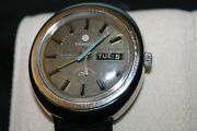 Tressa Laser Beam Vintage Watch In Excellent Condition Amazing Dial - Swiss Made