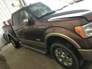 Front Clip With Wheel Lip Moulding Lariat Fits 09-12 Ford F150 Pickup 1143078