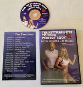 The Kettlebell Way To Your Perfect Body Vol 1 Dvd Anthony Diluglio Exercise