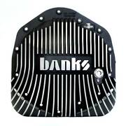 Banks Differential Cover Kit, Black Fits 01-19 Gm And 03-18 Ram 14 Bolt 19249