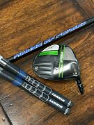 Rh Callaway Epic Speed Ld 5 Degree W/ House Of Forged Blackout Long Drive Shaft