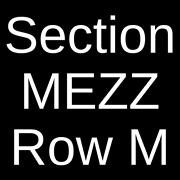 5 Tickets Six The Musical 1/28/22 Brooks Atkinson Theatre New York Ny