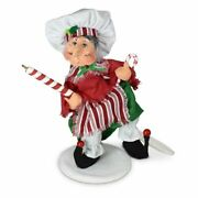 Annalee Christmas Kitchen Witch 9 New 2021 660221 As Pictured