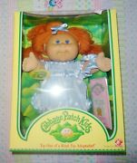 Nib 2004 Cabbage Patch Kids Play Along Doll Krissy Daisy In New In Unopened Box
