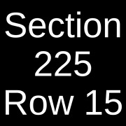2 Tickets Rage Against The Machine And Run The Jewels 8/9/22 New York Ny