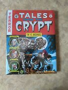 Dark Horse - Ec Archives Tales From The Crypt Vol. 4 Hc - Sealed Oop Rare - 2013