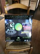 Xbox Limited Edition Halo Combat Evolved + Midtown Madness 3. En Boandicircte