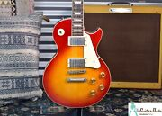 1995 Orville Licensed By Gibson Lps-75 - Cherry Sunburst - Made In Japan