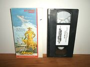 Tested Bob Hoover Vhs Flying History Air Plane Jet Airshow Test Stunt Pilot