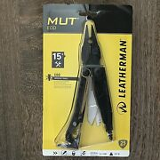 Leatherman Mut Eod Multi Tool. Discontinued Style W/classic Retired Design Logo