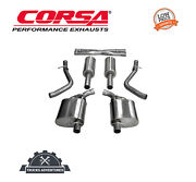 Corsa Performance 14973 Xtreme Cat-back Exhaust System Fits 15-16 300 Charger