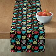 Table Runner Sweater Sweaters Christmas Christmas Ugly Sweaters Cotton Sateen