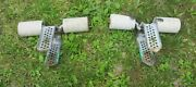 Vintage Holsclaw Boat Trailer Parts - Rollers