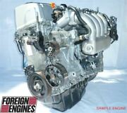 2003 2004 2005 Honda Accord Engine K24a 2.4l Replacement For K24a4