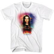 Conan The Barbarian Movie Conan Bust With Space Background Men's T-shirt