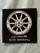 Alcoa Shelby Super Snake Gt500 20 Forged Wheel Care And Maintenance Guide