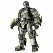 Sci-fi Revoltech 045 Iron Man Mark 1 Non-scale Abs And Pvc Painted Action F