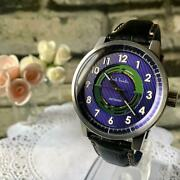 Paul Smith Used Watch 2013 Limited Self-winding Watch Excellent Condition