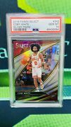 2019-20 Panini Select Courtside Silver Coby White Bulls Psa 10 Pop 22 Ssp