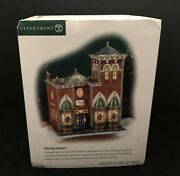 Dept. 56 Christmas In The City 58926 Sterling Jewelers Original Box Stunning