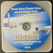 Street Stock Race Car Set Up And Technology Manual - New