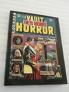 Ec Archives The Vault Of Horror, Vol. 2 [hard Copy] Issues 7-12 Complete Nice