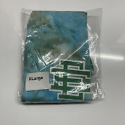 Brand New Eric Emanuel Shorts House Ee Blue Green Tie Dye Extra Large