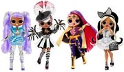 4 Lol Surprise Omg Movie Fashion Doll With 25 Surprises