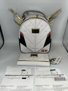 Loungefly 2018 Overwatch White Angel With Golden Wings Mini Backpack Nwt G/2