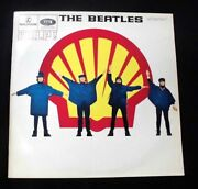 Sweden-parlophone W/shell-cover Ex Copy The Beatles Help