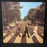 Czechuslovakia Original Withdrawn Rare And039and039and039monoand039and039and039 The Beatles Abbey Road