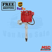Distributor Msd Fits With Buick 77-1980