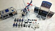 Playmobil Police Sethuge Lot Tons Of Extras 40+ Pieces Loaded Global