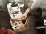 3 Kubota Tractor Suitcase Weights 55lb Each Front Weight