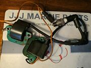 Evinrude Johnson 115 Hp Outboard Omc 78- 85 115 235 Hp Ignition Coil 0582160