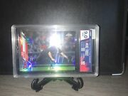 2020 Topps Chrome Mike Trout 1 Image Variation Sp Ps Hga 9 Angels Rare