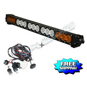 27 Inch 150w Cree Led Light Bar Offroad Truck 4wd Suv Driving Lamps 12v 24v 30''