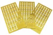 Cobalt-s Numbers Etched Brass Numbers 199 Dcc Concept Dcp-cs99