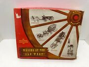 Vintage Wagon Master Wagons Of The Old West Stage Coach Kit