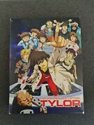 The Irresponsible Captain Tylor Complete Series   R4 Dvd   Rare   Madman