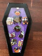 Disney Mickey Not So Scarey Halloween Party 2011 Limited Edition 9 Boxed Pins