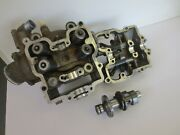 2009 Arctic Cat 550 H1 4x4 Atv Used Oem Cylinder Head W/ Cam And Cover