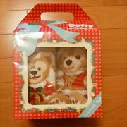 Tds Plush Toy Towel 2009 Christmas Duffy Canliff Santa Sold Out Winter